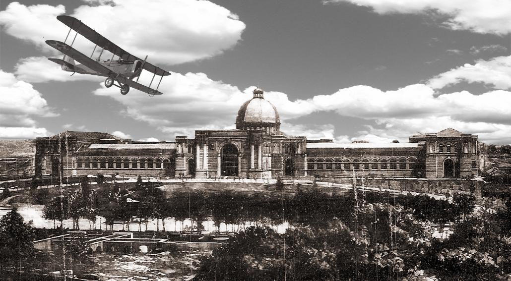 Fundamentos de la intervención en el Patrimonio