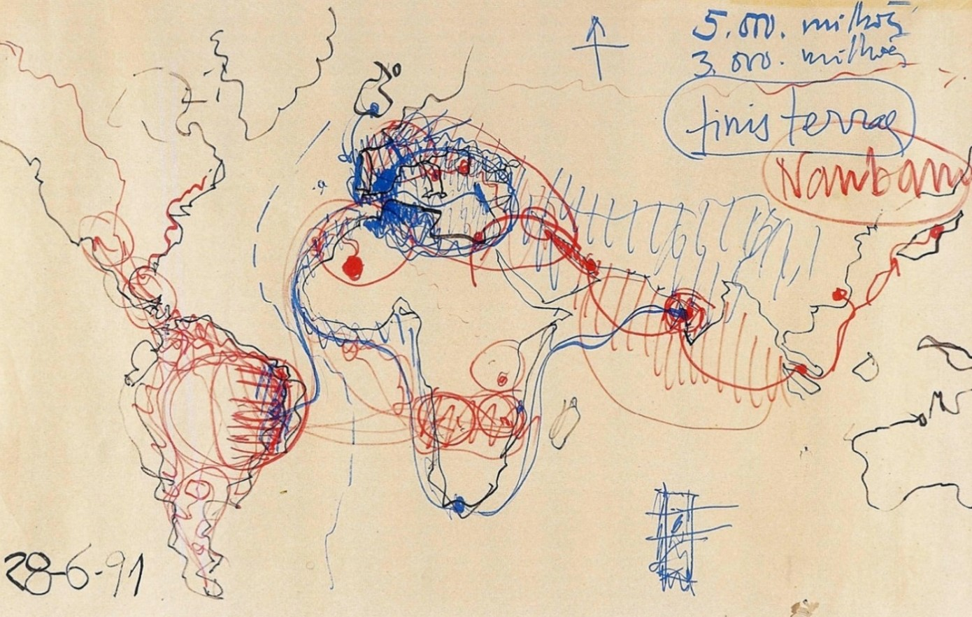 cartografias atlanticas