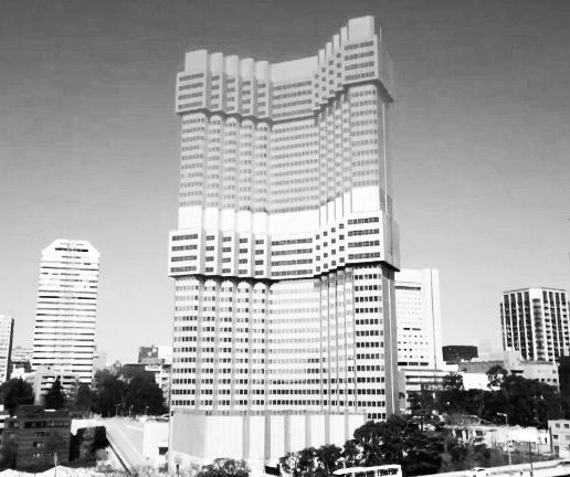 [ENC020] Edificio en contracción