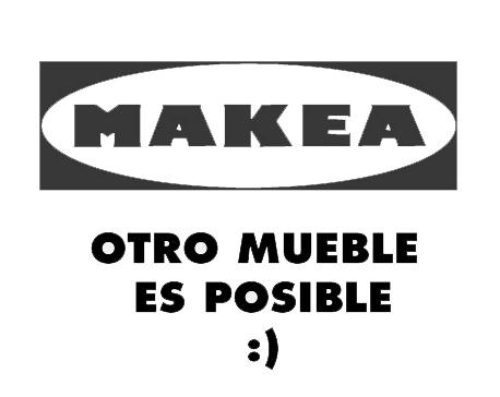 [ENC051] MAKEA, háztelo tú mismo