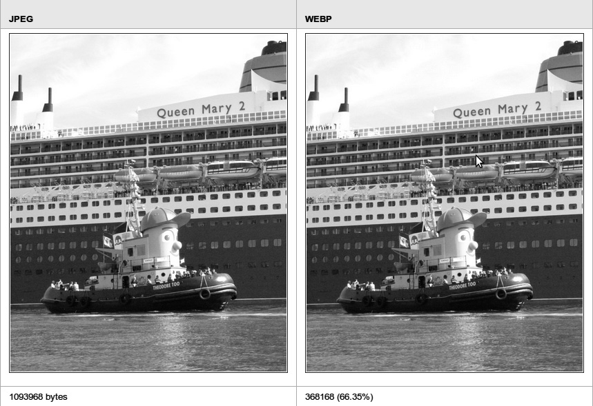 [ENC039] WebP: Google Images Encoge