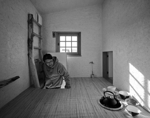 [ENC103] Casa del Té de Terunobu Fujimori.
