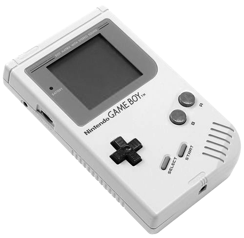 [ENC 108] GAMEBOY: VIDEOCONSOLA ENCOGIDA